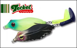 Teckel lure/テッケルフロッグ 【SPRINKER】