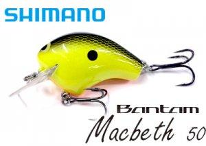 SHIMANO/バンタム マクベス50