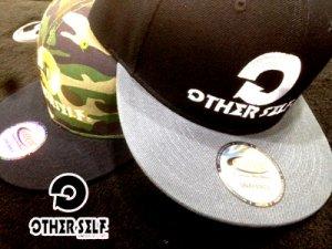 OTHERSELF アザーセルフ /FLATBILL CAP フラットビルキャップ