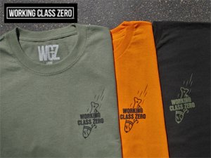 WORKING CLASS ZERO/ WEAPONS OF BASS DESTRUCTION TEE