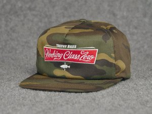WORKING CLASS ZERO/ TRADITION HAT CAMO