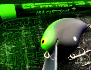 MPB LURE/  Limited color [Matte Black/Lime] ※購入条件あり