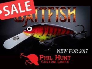 PH Custom Lures /Baitfish Crankbait