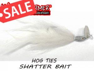 HogFarmer Baits/ HOGTIES SHATTER BAIT