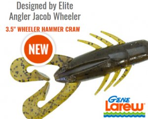 Gene Larew/ Jacob Wheeler Hammer Craw