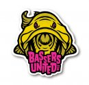 Bassers United /Fish LOGO Sticker