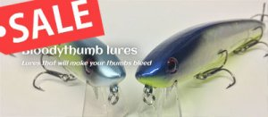 Bloodythumb Lures/ Mega Wake