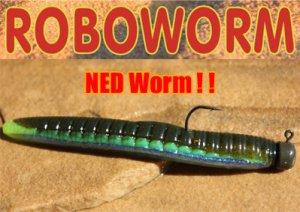 Roboworm / NED Worm