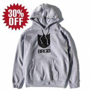 BASS BRIGADE/Bold Shield BRGD Pullover Hoodie