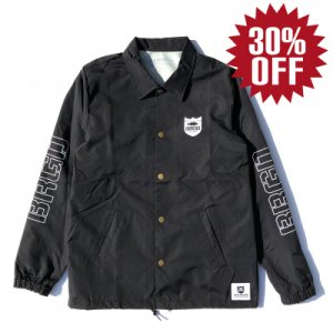 <img class='new_mark_img1' src='https://img.shop-pro.jp/img/new/icons34.gif' style='border:none;display:inline;margin:0px;padding:0px;width:auto;' />BASS BRIGADE/BRDG Riders Coaches Jacket