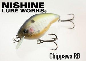 Nishine Lure Works(ニシネルアーワークス)/Chippawa RB (チッパワ)