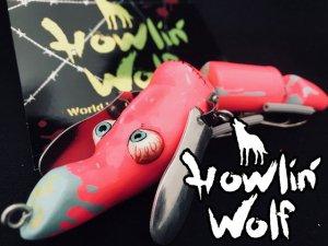 Howlin' Wolf(ハウリンウルフ)/Shibin Crowler Linking【ピンク】