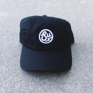 SWIMBAIT UNDERGROUND/SU BLACK CAP【BLACK】