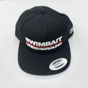 SWIMBAIT UNDERGROUND/SNAPBACK HAT