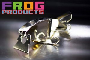 FROGPRODUCTS フロッグプロダクツ /トトブリック 魚矢限定 【シルバーメッキカラー】