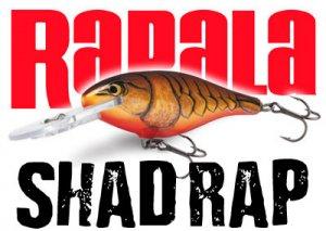 Rapala ラパラ/SHAD RAP シャッドラップ【SR-5/6/7】【新色入荷】