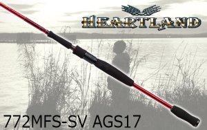 DAIWA/ハートランド AGS 772MFS-SV AGS17 【震斬77 AGS】