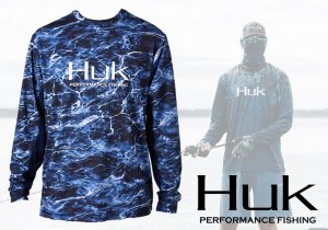 Huk Element Icon Longsleeve【2018 NEW】