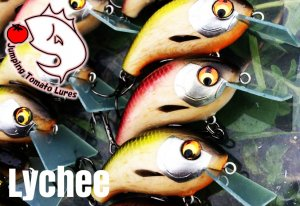 Jumping Tomato Lures/ライチ-Lychee-