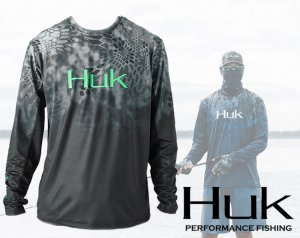 Huk Kryptek Fade Icon Longsleeve 【2018 NEW】