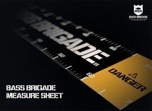 BASS BRIGADE/メジャーシート