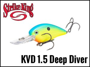StrikeKing/KVD 1.5  Deep Diver