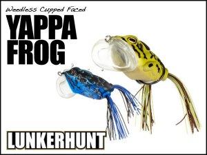 LUNKERHUNT/YAPPA FROG
