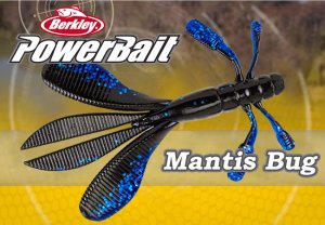Berkley Powerbait/Mantis Bug 4