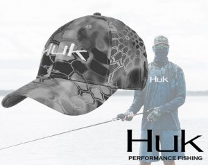 Huk Kryptek Stretch Cap
