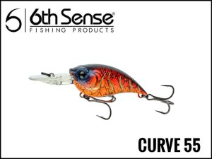 6th Sense Custom Lures/CURVE 55