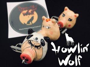 Howlin' Wolf(ハウリンウルフ)/3匹のとんべゑ
