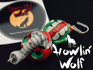 Howlin' Wolf ハウリンウルフ /Myan 太郎 Man