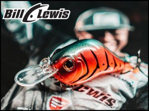 Bill Lewis Lures/MR-6 Crankbaits
