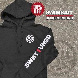 <img class='new_mark_img1' src='https://img.shop-pro.jp/img/new/icons34.gif' style='border:none;display:inline;margin:0px;padding:0px;width:auto;' />Swimbait Underground/Circle Logo Hoodie 【BLACK】