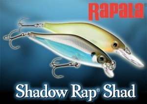Rapala/Shadow Rap Shad 【SDRS-09】