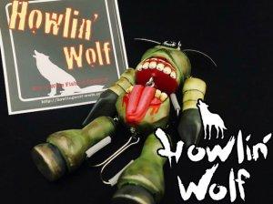 Howlin' Wolf(ハウリンウルフ)/Zodiac YMY-01【グリーン】