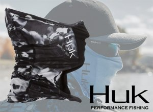 Huk Elements Trophy Neck Gaiter 【2019 NEW】