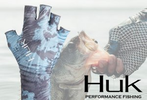 Huk Sun Gloves 【2019 NEW】