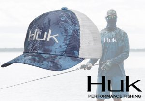 Huk Camo Trucker Hat 【2019 NEW】