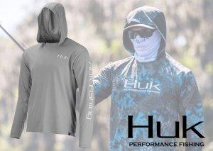 Huk X Icon Hoodie【2019 NEW】