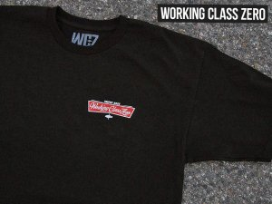 WORKING CLASS ZERO/ Tradition Tee 【新色入荷】