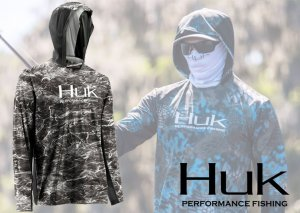 Huk Elements Icon Hoodie