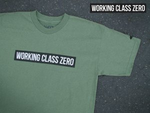 WORKING CLASS ZERO/Standard T-Shirt