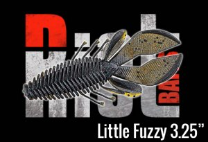 Riot BAITS/Little Fuzzy 3.25