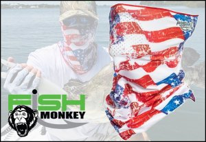 Fish Monkey Glove/Face Guard