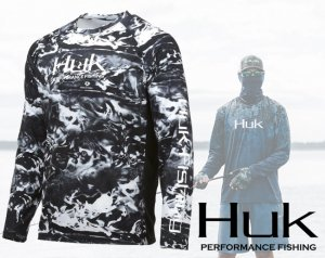 <img class='new_mark_img1' src='https://img.shop-pro.jp/img/new/icons55.gif' style='border:none;display:inline;margin:0px;padding:0px;width:auto;' />HUK/CAMO VENTED LONG SLEEVE【2019 NEW】(ラグラン ロングTシャツ)