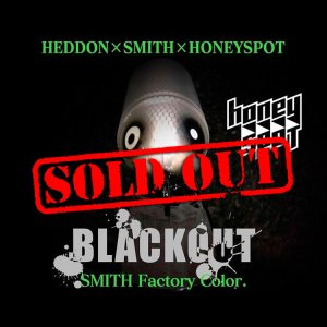 【お一人様2個まで!】HEDDON×SMITH×HONEYSPOT/Coors(BIG BUD)【#BLACKOUT】