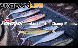 Berkley Powerbait/The Champ Minnow 3.4