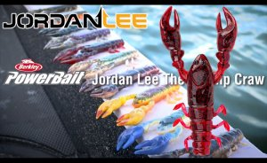Berkley Powerbait/The Champ Craw 3.5