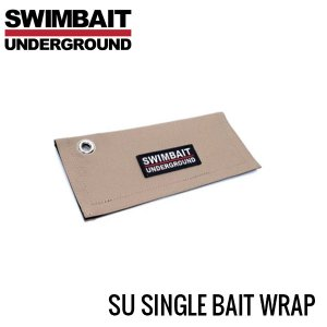 SWIMBAIT UNDERGROUND/SINGLE BAIT WRAP